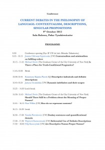 Conference 9.10.2012
